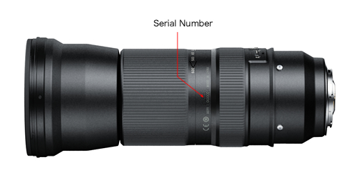 canon lens dating serial number